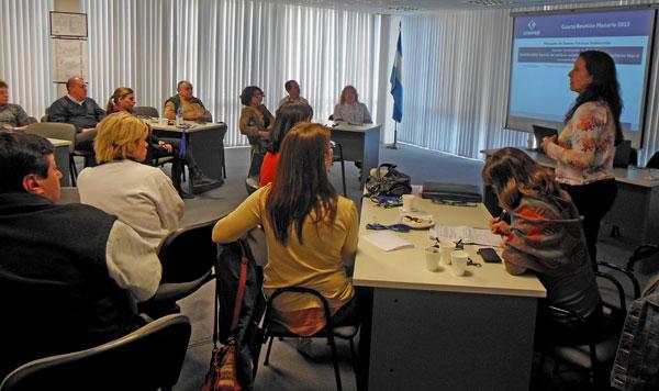 Se llevó a cabo la cuarta Reunión Plenaria 2013