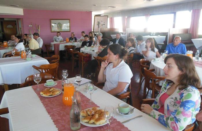 Se llevó a cabo el Desayuno sobre Energías Renovables