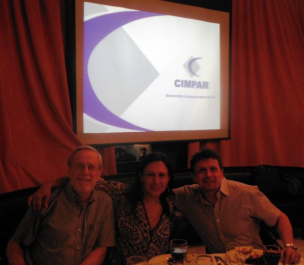 Cimpar realizó su Cena de Fin de Año
