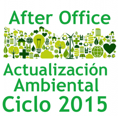 After Office de Actualización Ambiental – Ciclo 2015