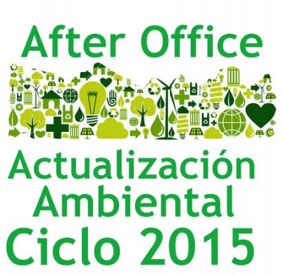 After Office de Actualización Ambiental – Ciclo 2015