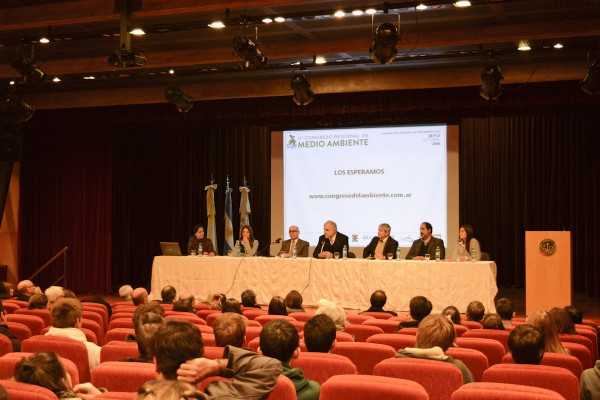 Sepresentó el 11º Congreso Regional de Medio Ambiente