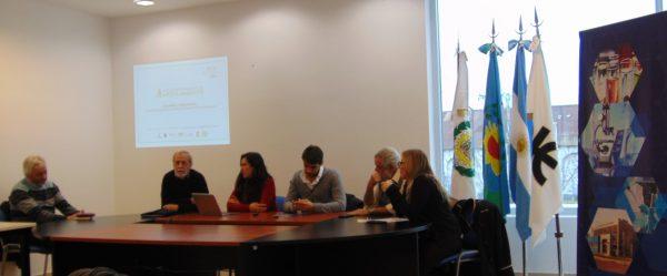 Se presentó en San Nicolás el Congreso de Medio Ambiente