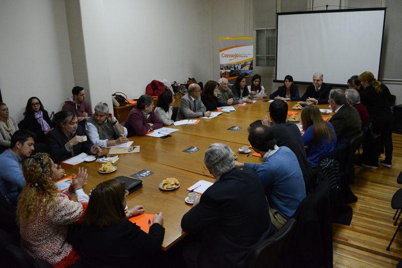 CIMPAR en la Comisión de seguimiento del Plan Ambiental Rosario