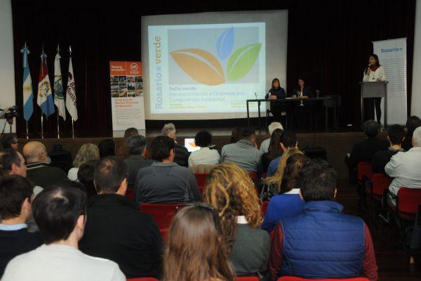 Veneta, empresa miembro de CIMPAR, fue reconocida con el Sello Verde