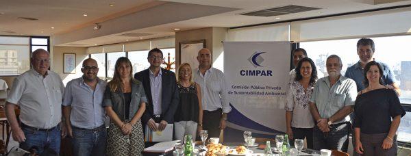 Se reúne el Comite Ejecutivo de CIMPAR con César Mackler