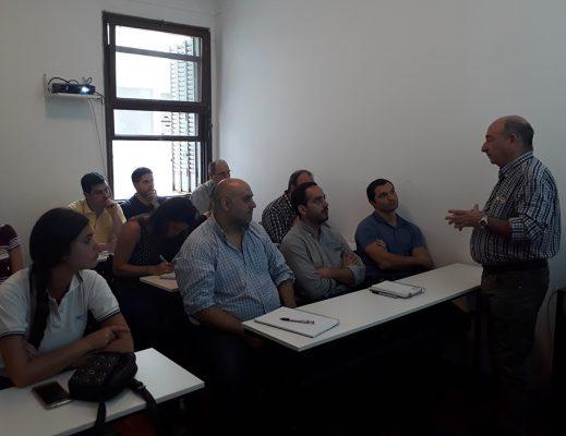 Curso «Marco Legal Aparatos sometidos a Presión y Técnicas de Ensayo»