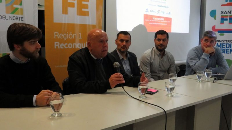 Se presentó SIAR Reconquista 2018