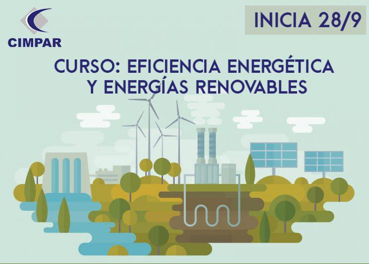 Curso sobre Eficiencia Energética y Energías Renovables