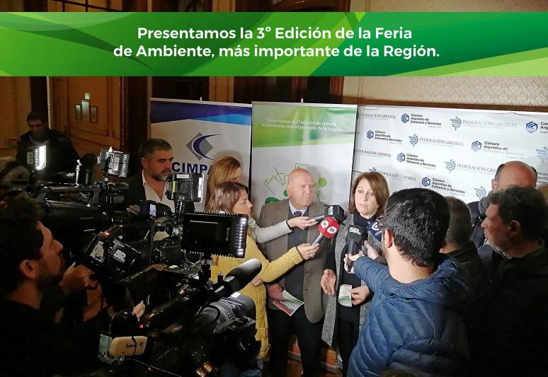 CIMPAR INAUGURÓ SU NUEVA OFICINA Y PRESENTÓ SIAR 2019